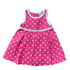 Old Navy Baby Girl Pink Dress